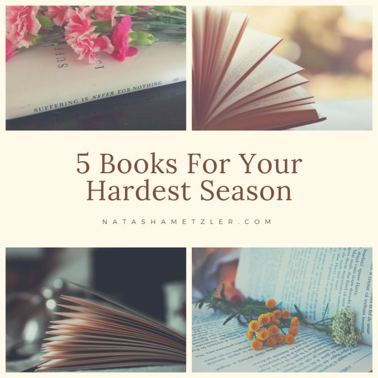 5 Books for Your Hardest Season