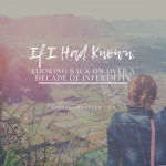 If I Had Known: Looking Back at Over a Decade of Infertility