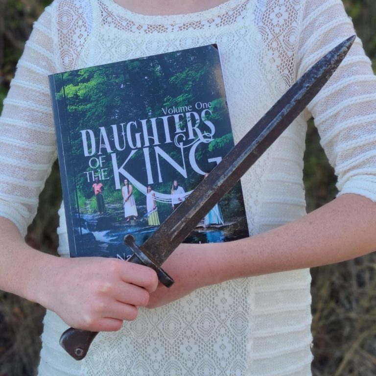 The Warrior Girl (Or, The Story that Started it All)