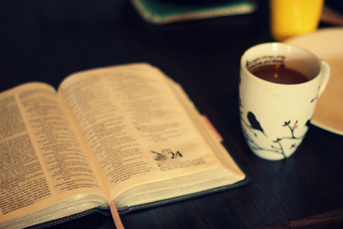 why you should read your Bible {even when you're mad at God}