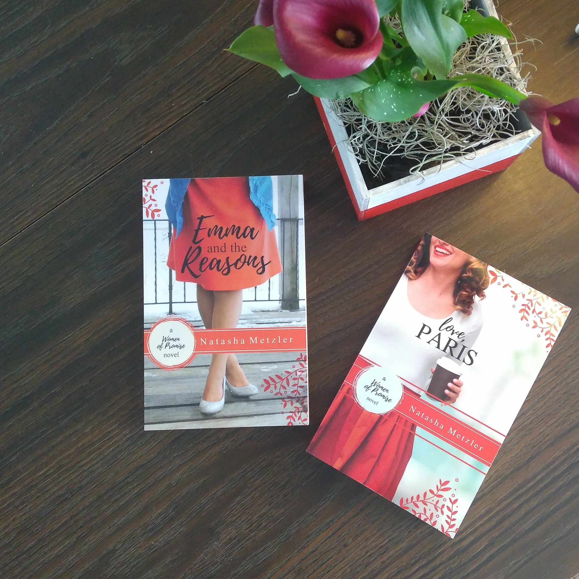 Introducing Love, Paris (a novel of home & family & love) #giveaway