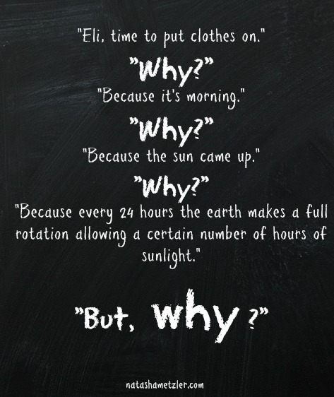 """Moving Past the Question """"Why?"""""""