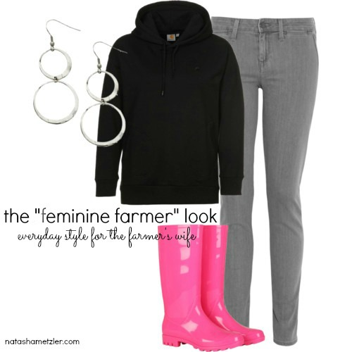 everyday style for the farmer's wife