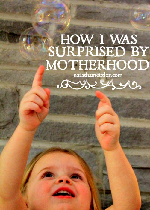 How I was surprised by motherhood