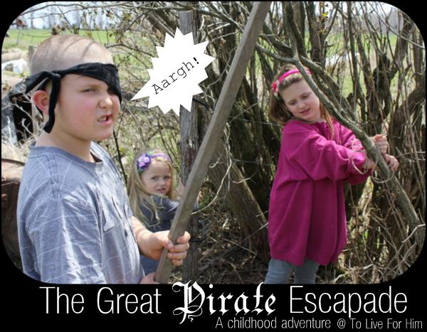 The Great Pirate Escapade