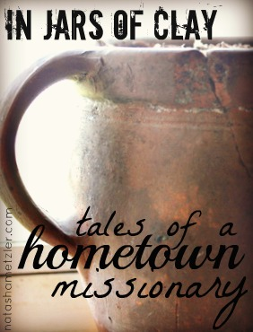 Bitter Sweetness {tales of a hometown missionary}