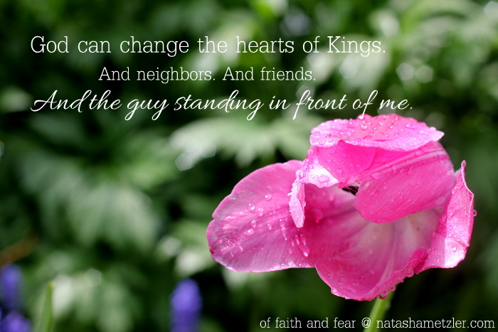 Of Faith and Fear