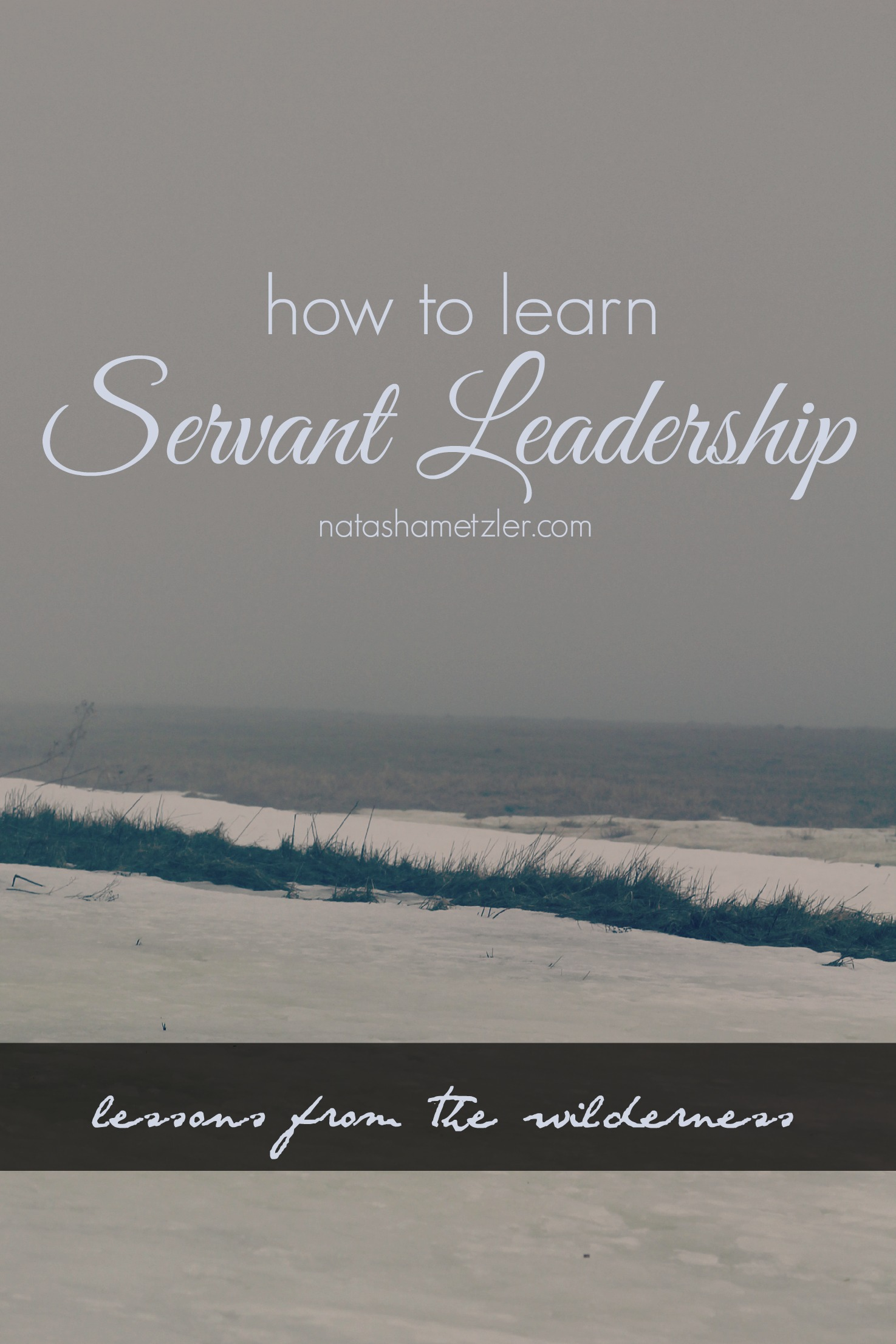 How to Learn Servant Leadership