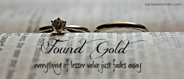 found gold {what's real?}