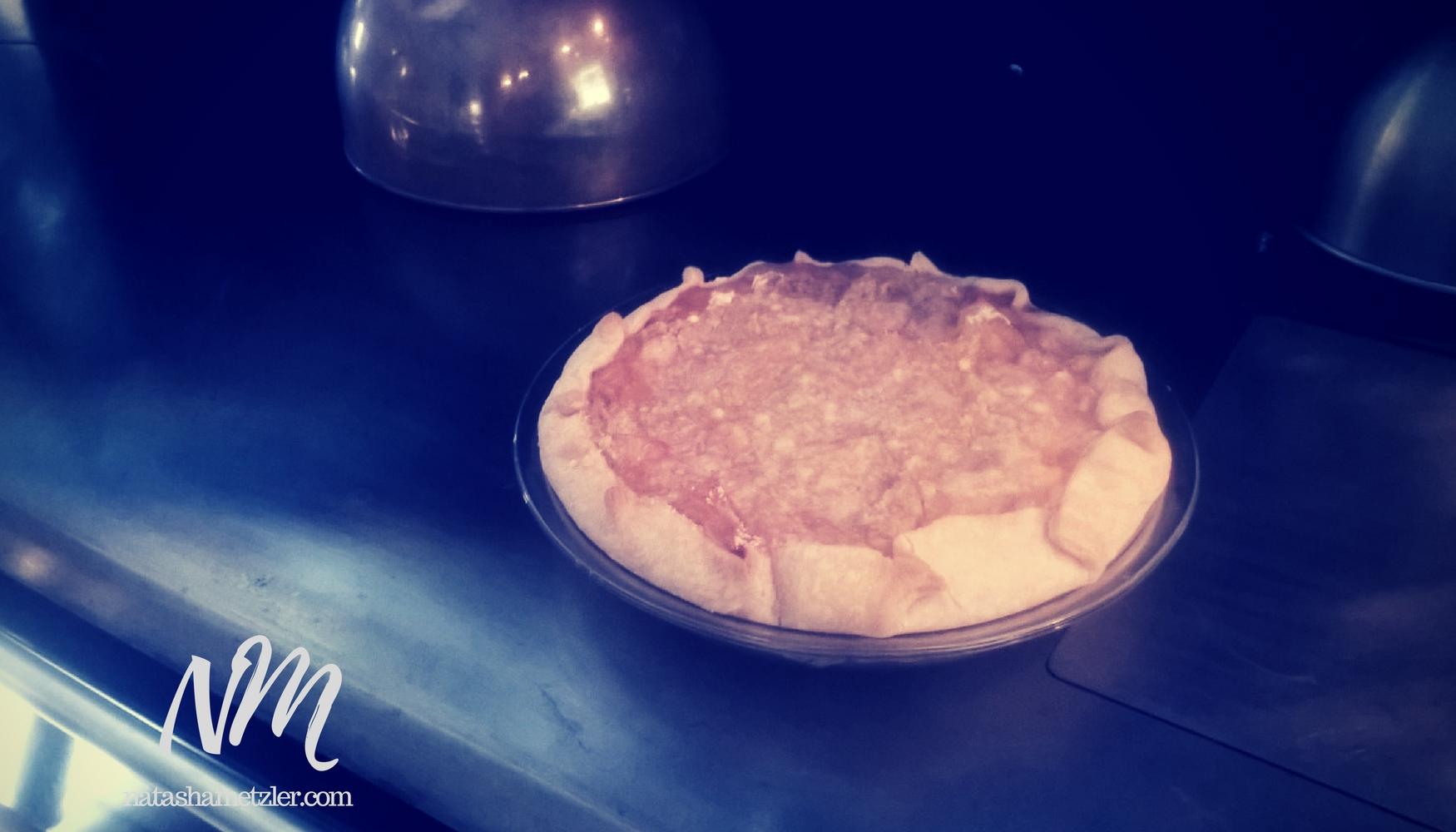 The Very Best Peach Pie EVER.
